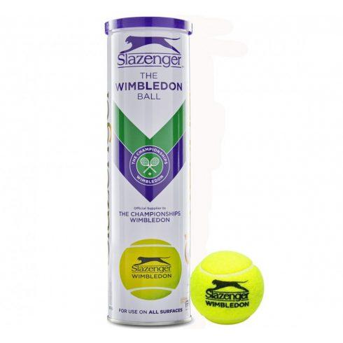 Slazenger Wimbledon Ultra Vis 4db/cső