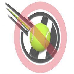 Mens RF Advantage Tennis Polo
