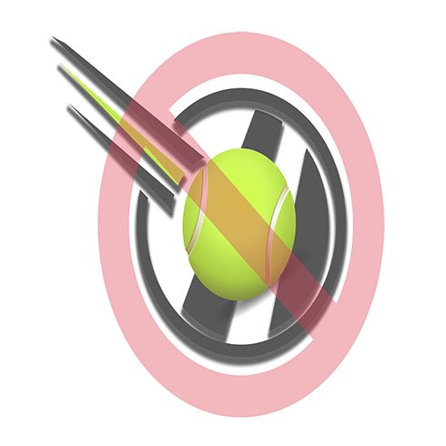 Mens Court Tennis Polo