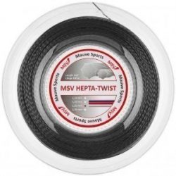 MSV Hepta Twist 200m Fekete